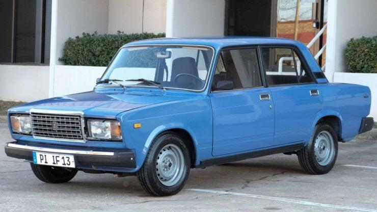 Lada Riva Sedan Car