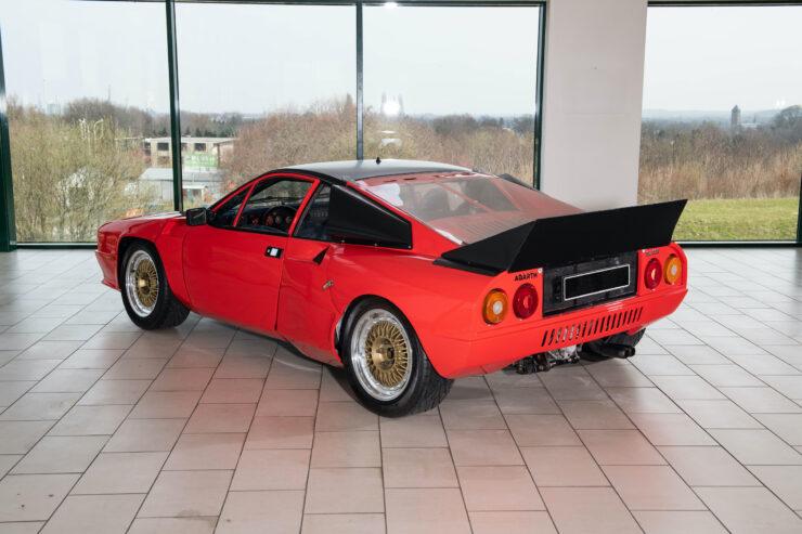 Lancia Rally 037 Prototype 1