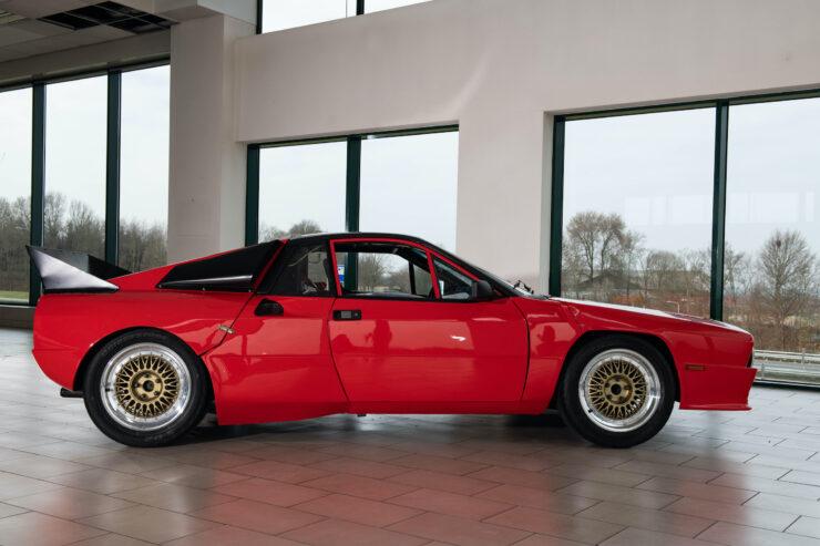 Lancia Rally 037 Prototype 4