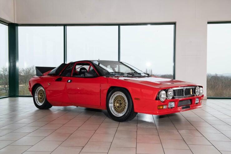 Lancia Rally 037 Prototype