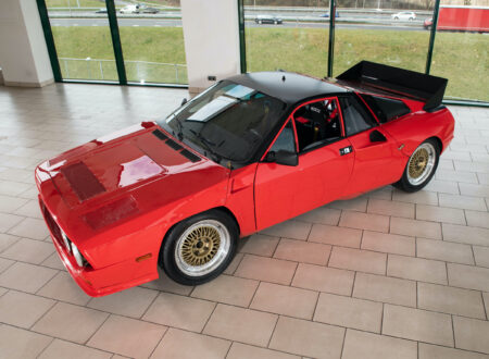 Lancia Rally 037 Prototype Car