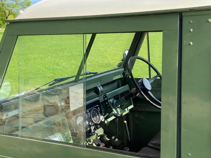 Land Rover Series 2A 2