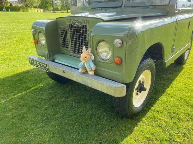 Land Rover Series 2A 8