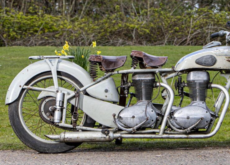 Motoconfort Twin-Engined Motorcycle 2