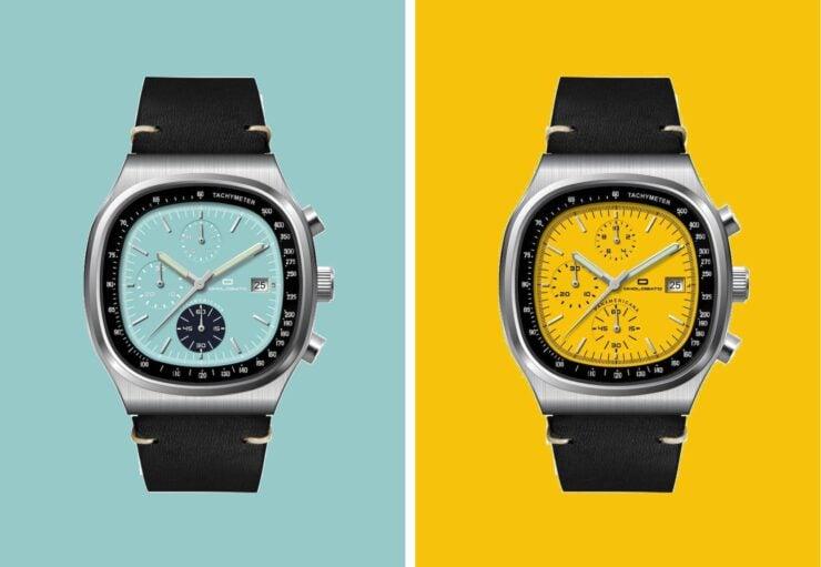 Omologato Panamericana Chronograph Watch