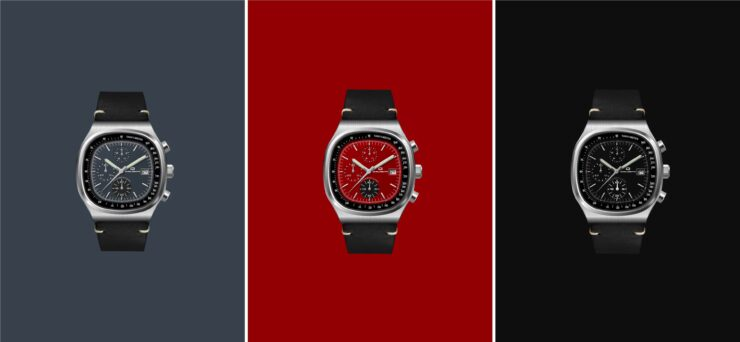 Omologato Panamericana Chronograph Watches
