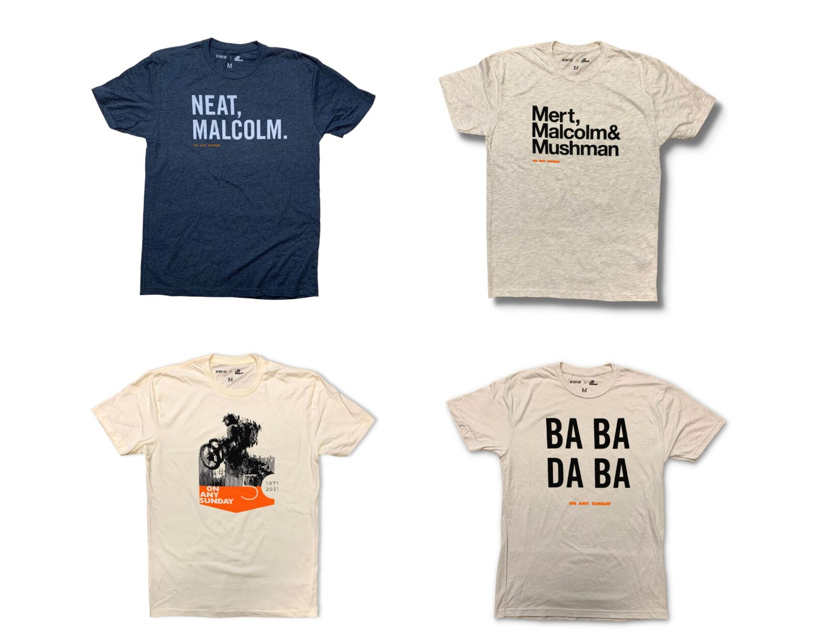 On Any Sunday T-Shirts