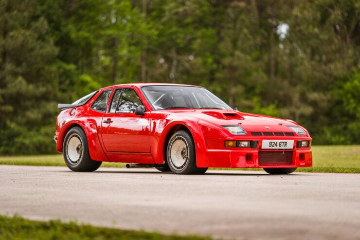 Porsche 924 Carrera GTR 2