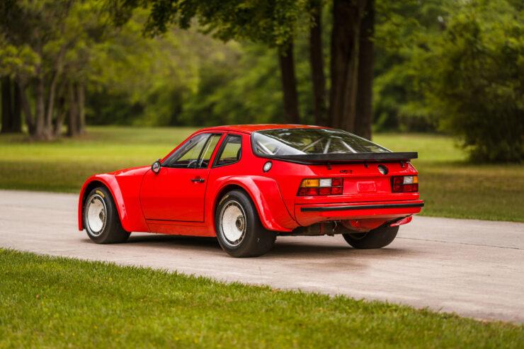 Porsche 924 Carrera GTR 3