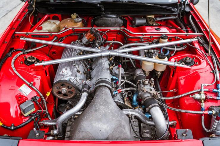 Porsche 924 Carrera GTR 4