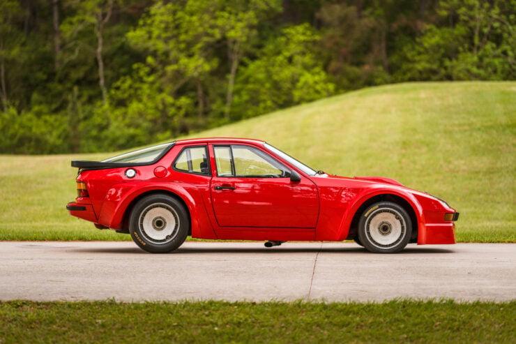 Porsche 924 Carrera GTR 6