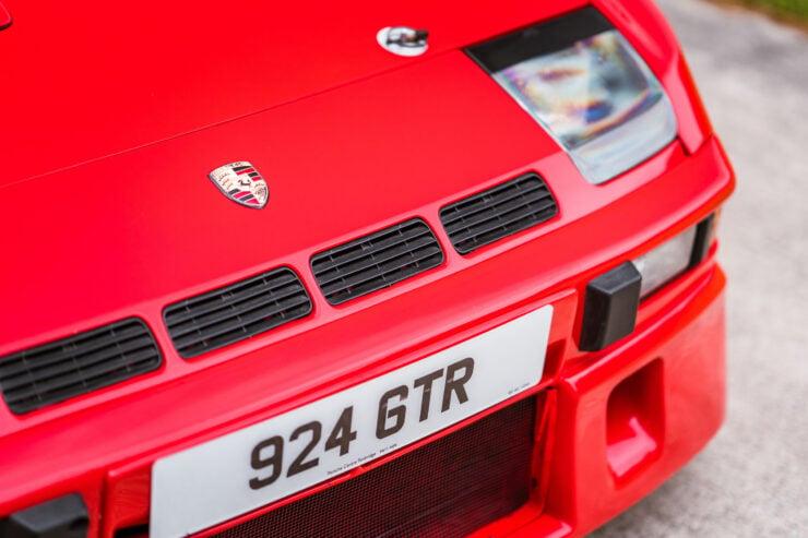 Porsche 924 Carrera GTR 7