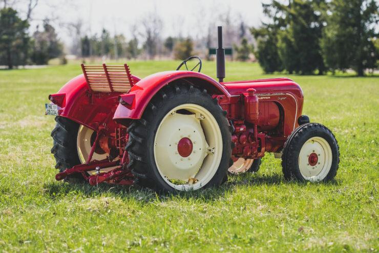 Porsche-Diesel Super Tractor 1