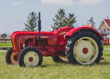 Porsche-Diesel Super Tractor