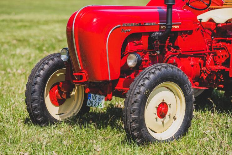 Porsche-Diesel Super Tractor 11