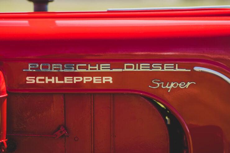 Porsche-Diesel Super Tractor 12