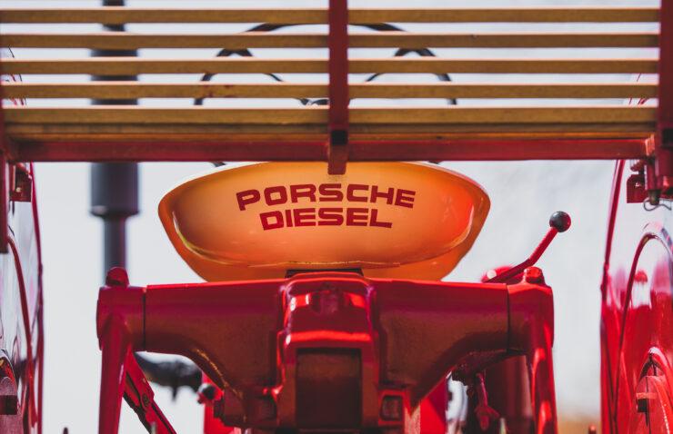Porsche-Diesel Super Tractor 13