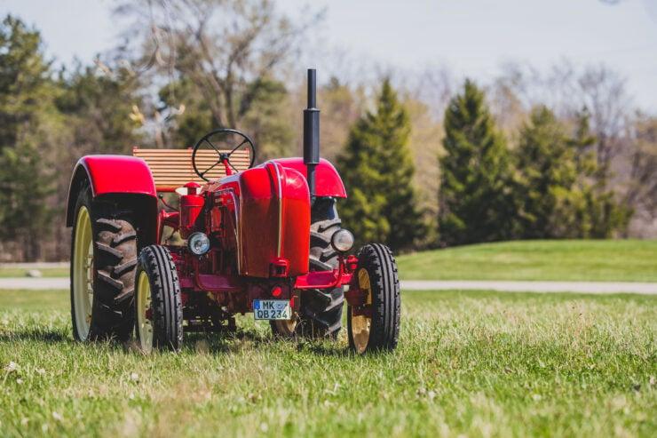 Porsche-Diesel Super Tractor 6