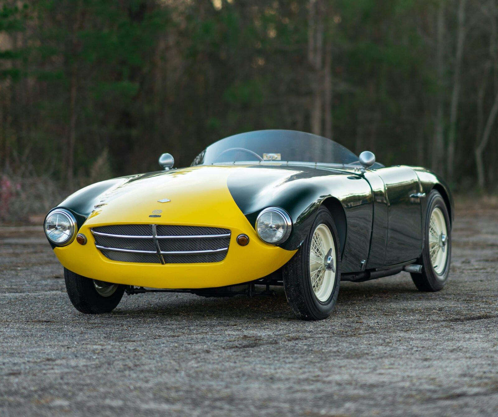 RGS Atalanta Car