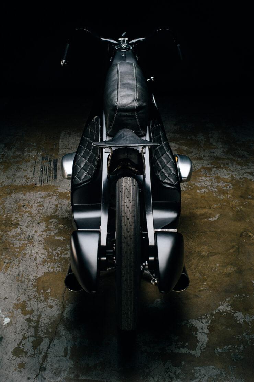 Revival Cycles Landspeeder Custom BMW 10