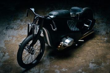 Revival Cycles Landspeeder Custom BMW 15