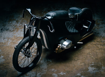 Revival Cycles Landspeeder Custom BMW 15