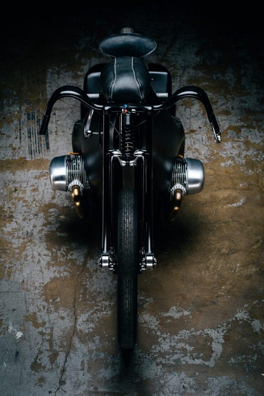 Revival Cycles Landspeeder Custom BMW 17