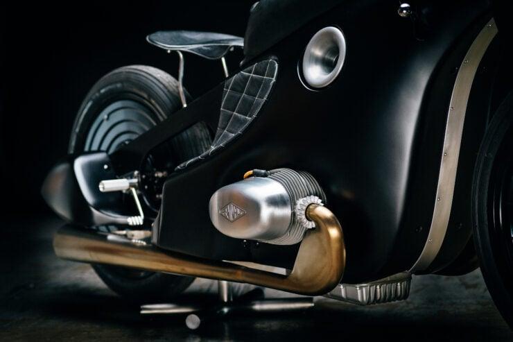 Revival Cycles Landspeeder Custom BMW 19
