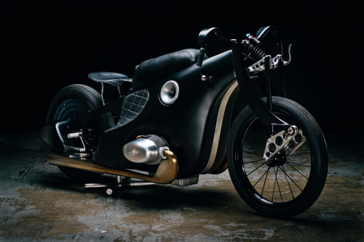 Revival Cycles Landspeeder Custom BMW 20