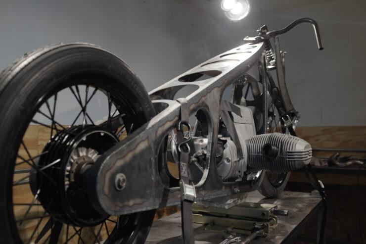 Revival Cycles Landspeeder Custom BMW 3