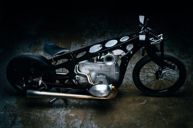 Revival Cycles Landspeeder Custom BMW 9