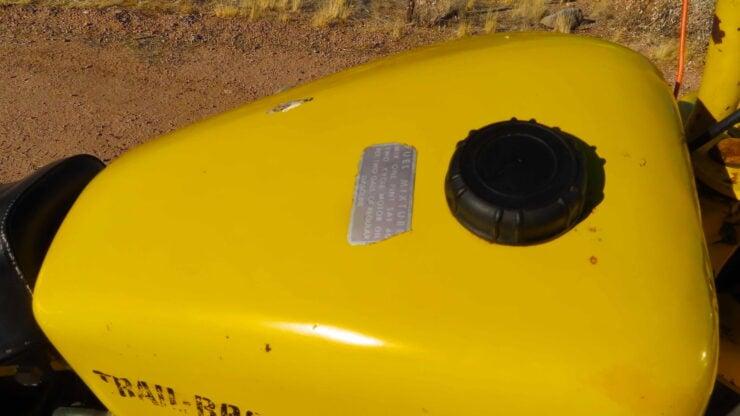 Rokon Trail Breaker Fuel Tank