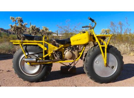 Rokon Trail Breaker Motorcycle