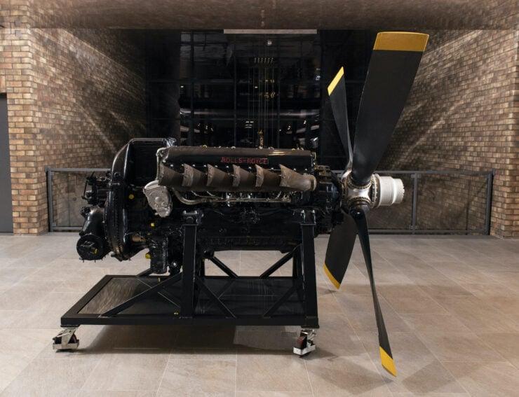 Rolls-Royce Merlin V12 Aero Engine 2