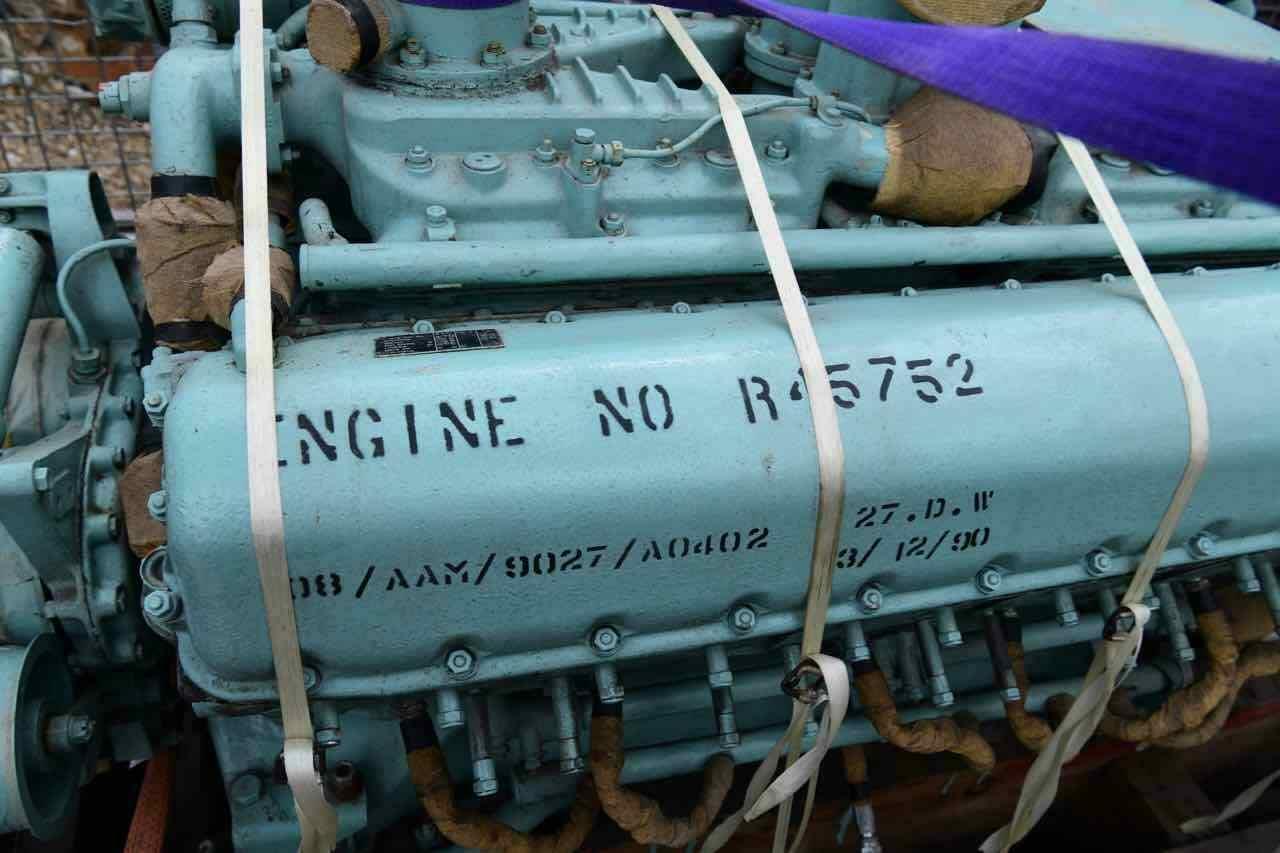 Rolls-Royce Meteor V12