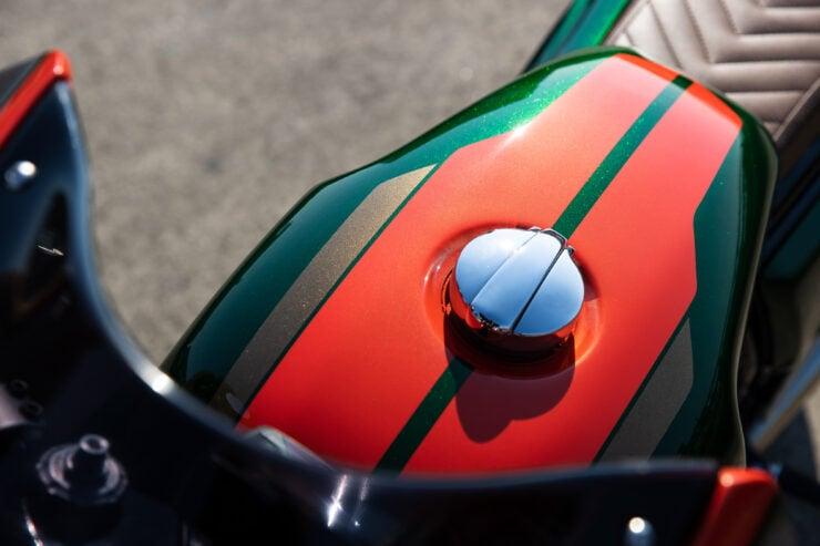 Royal Enfield Continental GT 650 2