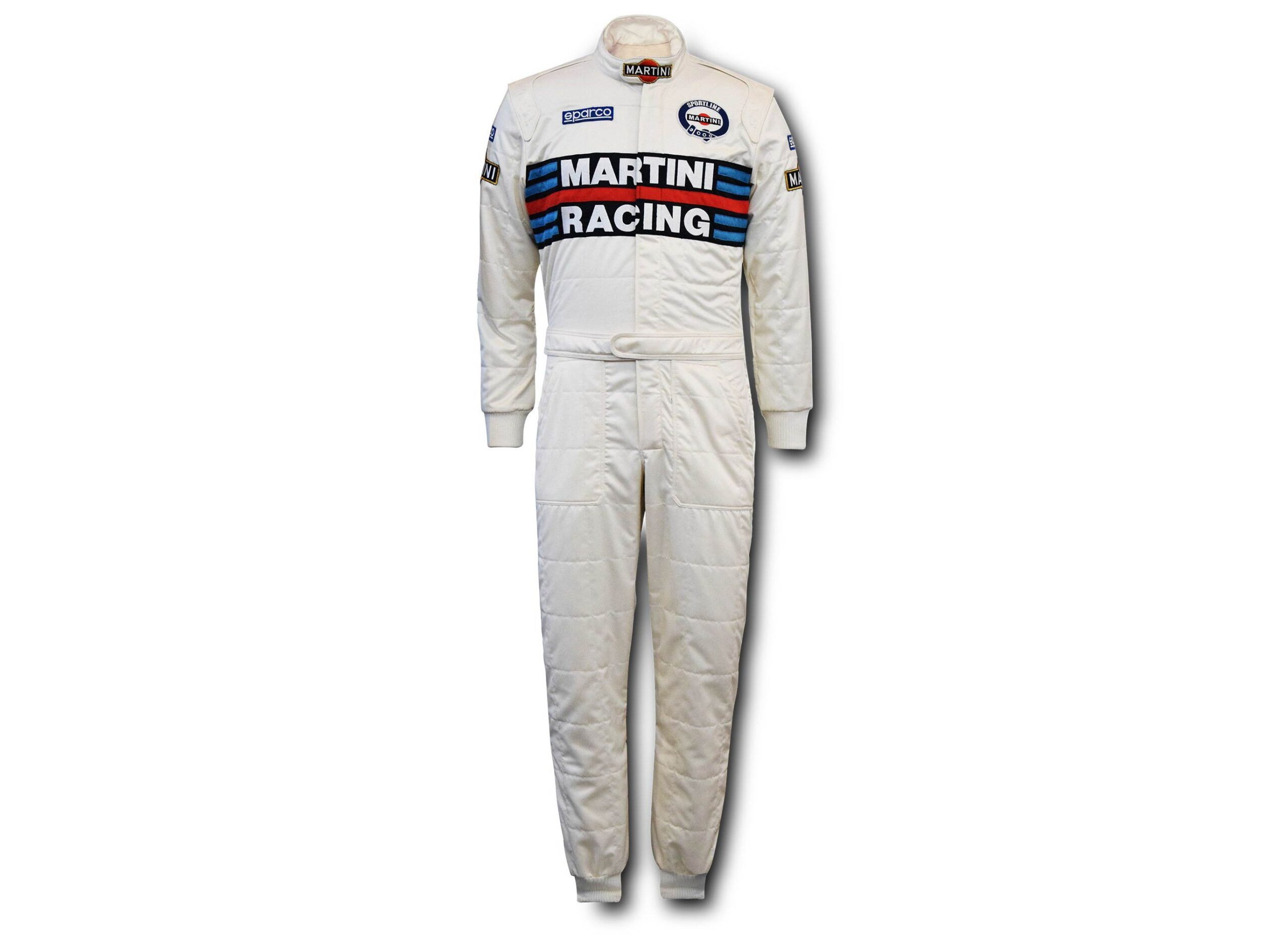 Sparco Martini Racing Race Suit