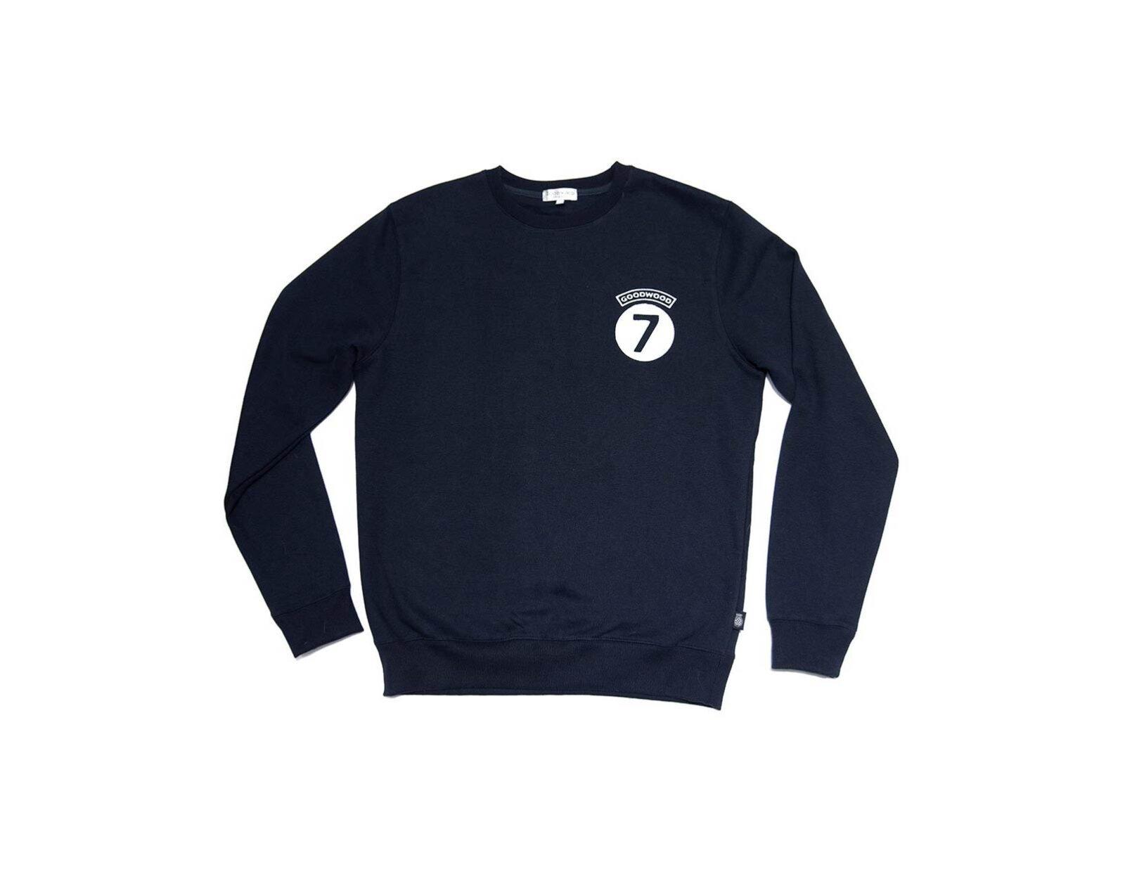Stirling Moss No. 7 Sweatshirt Goodwood