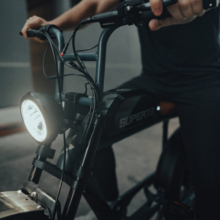 Super73-S2 Universal Electric Motorbike 8