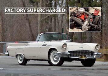 Supercharged Thunderbird