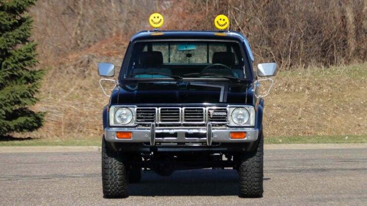 Toyota Hilux DLX Pickup Truck 13