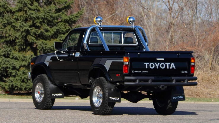 Toyota Hilux DLX Pickup Truck 2