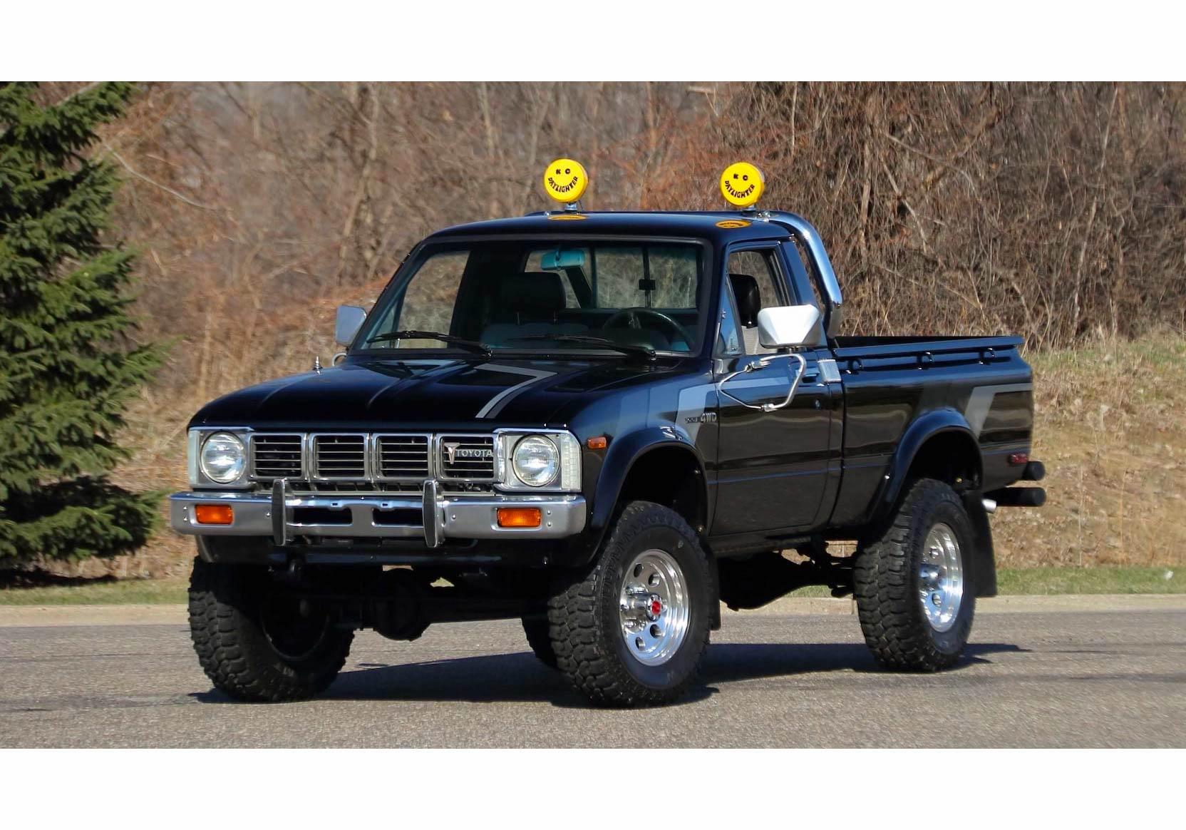 Toyota Hilux DLX Pickup Truck