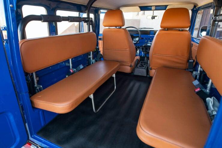 Toyota Land Cruiser FJ43 17