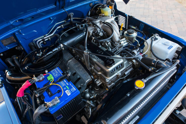Toyota Land Cruiser FJ43 19