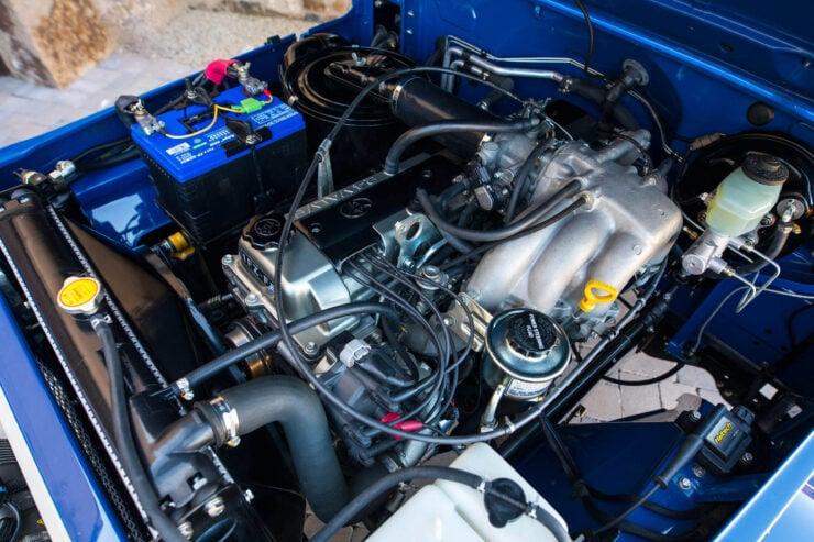 Toyota Land Cruiser FJ43 2