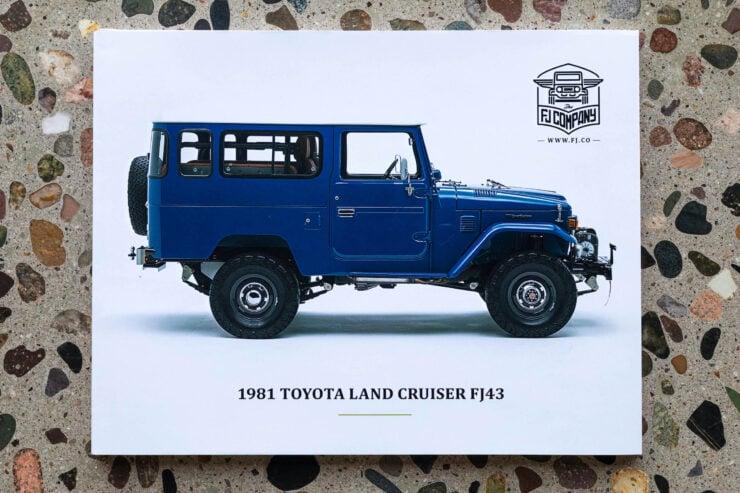 Toyota Land Cruiser FJ43 21