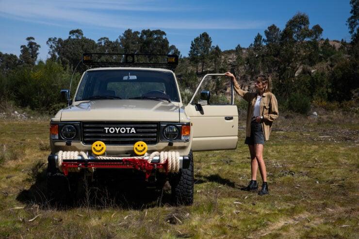Toyota Land Cruiser FJ60 13