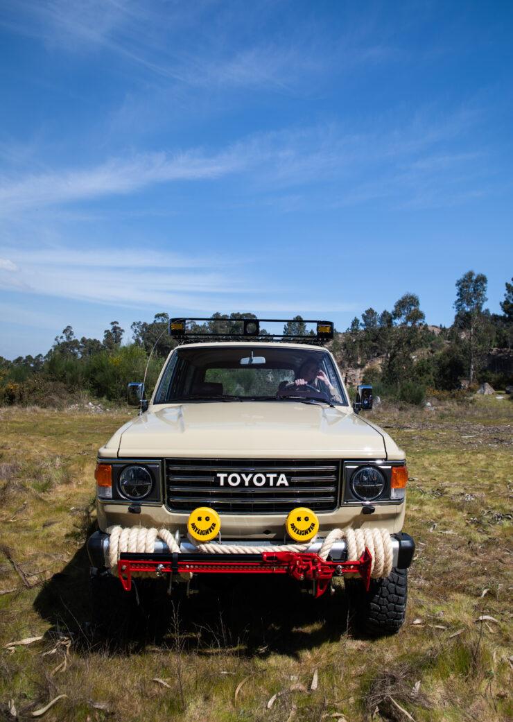 Toyota Land Cruiser FJ60 16
