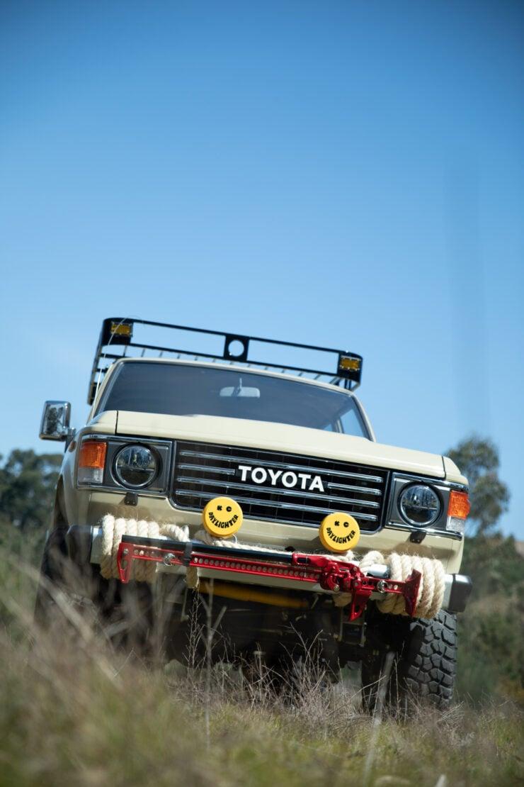 Toyota Land Cruiser FJ60 4